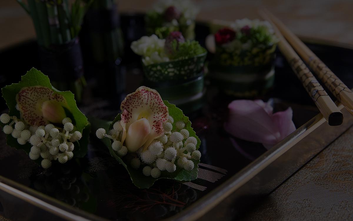 Floral Sushi - Akemi Matsubuchi - Commercial Photography Edmonton